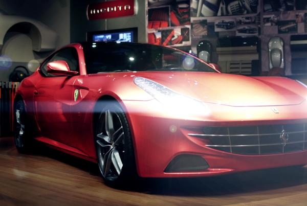 Ferrari Tailor Made.