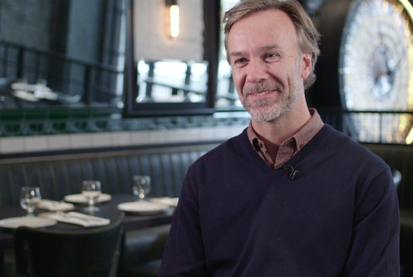 Marcus Wareing on new restaurant Tredwell's.